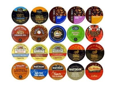 Try Different Flavors In The 20-Count K-cup Variety Pack For Keurig Brewers With 21% Off