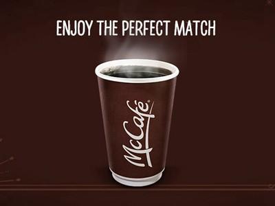 McDonal's free coffee