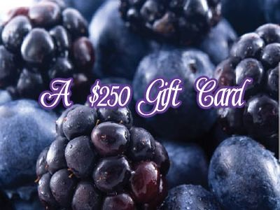 Shop Smart Selects A Winner Each Week To Receive A $250 Gift Card