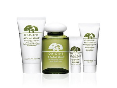 Winter Sample Kit From Origins