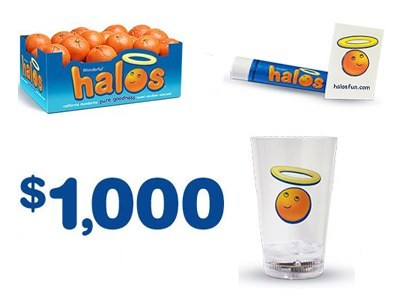 Spin The Wonderful Halos Wheel Of Goodness To Instantly Win $1,000 & More Prizes