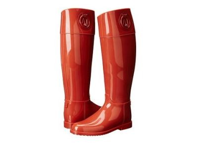 Get 43% Off Armani Jeans RJ Rain Boot With Crystal