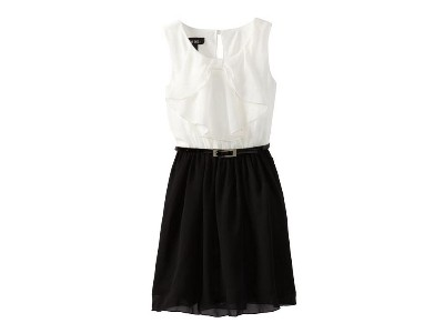 Buy Your Girl A Classy, Elegant Bow Front Dress With 70%