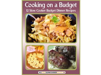 cooking on a budget free e cookbook