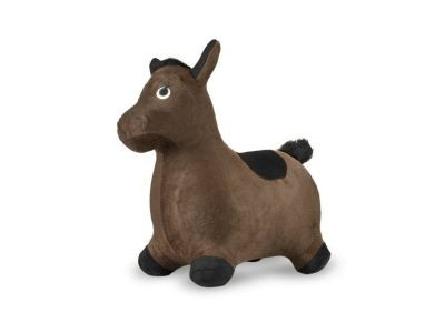 Get Your Yong One A Bouncy Inflatable Hopping Horse And Save 65%