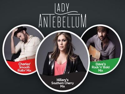 Enter Coca-Cola Freestyle Lady Antebellum Instant Win and Sweepstakes