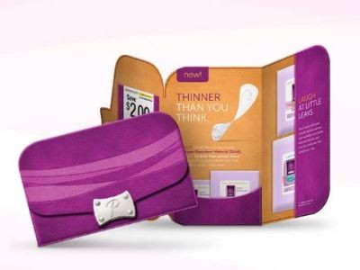 Get Your Free Poise Liner Or Pad Sample Kit Now