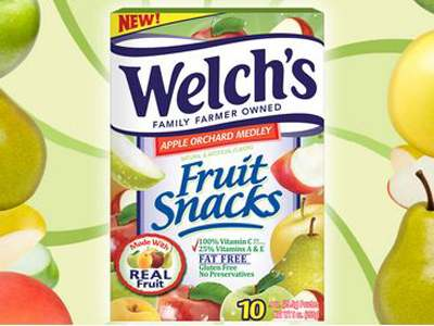 www.facebook.com/welchsfruitsnacks Play Welch's Fruit Snacks Apple of Your Eye Instant Win Game And Win Your Apple Orchard Medley