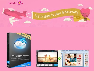 wonderfox free valentines day software