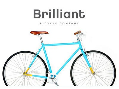 Free Bicycle From Brilliant Bicycle Company