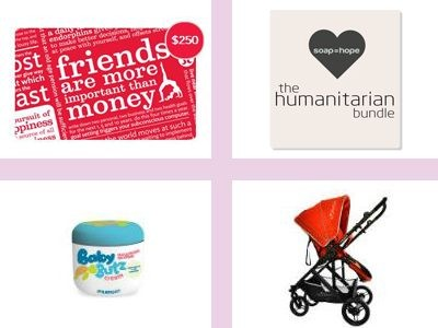 Win The Whole Mom MomWinsBIG! Giveaway Prize Package Valued Over $1,000