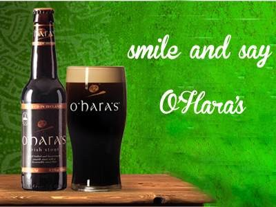 Enter the O'Hara's Irish Craft Beer Photobomb Contest To Win A $500 Visa Gift Card & Great Weekly Prizes