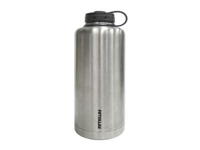 Keep Your Beer Cold In The Lifeline Vacuum Insulated Barrel Style Growler And Enjoy 33% Off