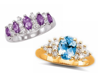Choose Your Free Ring From Holsted Jewelers