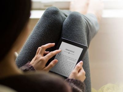 Celebrate National Reading Month With $20 Off Kindle E-Reader