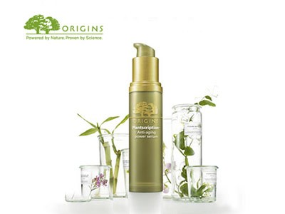 Go To Origins Store For A Free Mini Facial