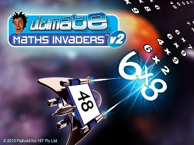 Download Ultimate Maths Invaders For Free And Have Fun Learning Math