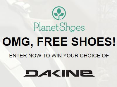 OMG, Free Shoes! Enter PlanetShoes Giveaway To Win Your Choice Of Kalso Earth Shoes