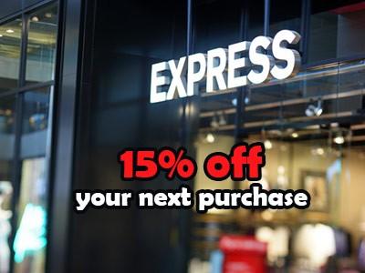 Express Customer Feedback Survey