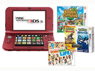 winit.girlsworldmag.com Acquire A Nintendo 3DS XL & Four New Games From Girls' World Sweepstakes