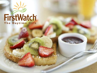 Receive a Coupon through FirstWatch Guest Satisfaction Survey