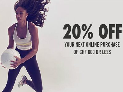 www.mynikevisit-ch.com Receive A 20% Off Coupon Through Nike Survey
