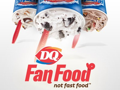 Receive a Dairy Queen Offer through its Customer Survey