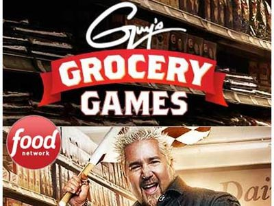 Win A Free Trip To The Set Of Guy's Grocery Games From Guy's Grocery Games Sweepstakes