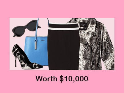 Win Cosmopolitan $10,000 Fast Cash Sweepstakes To Follow This Season's Hottest Fashion Trends