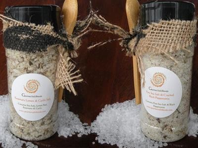 Free Samples Of Rosemary, Lemon, And Garlic Salt From Gourmet Salt Blends
