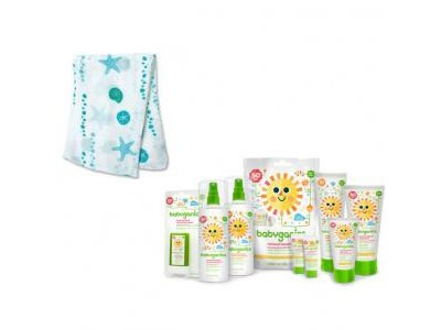 Working Mother Offers Free Gift Package In Lulujo and Babyganics Bringing Up Baby Giveaway