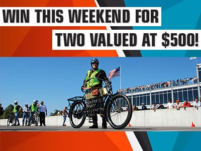 www.MotorcycleClassics.com/Barber-Tickets-15.aspx - Acquire Two Free Passes To The 11th Annual Barber Vintage Festival From Motorcycle Classics Sweepstakes
