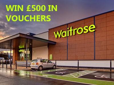 www.waitrosecares.com - Win £500 In Waiitrose Vouchers From Waiitrose Customer Feedback Survey Prize Draw