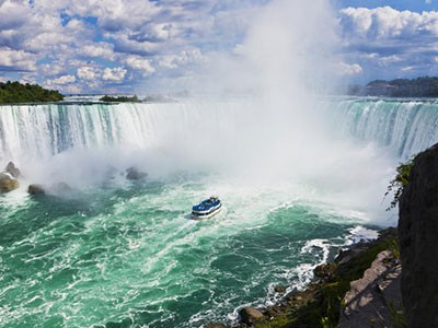 Enter Travel Channel July 2015 Sweepstakes To Win A Trip To Niagara Falls