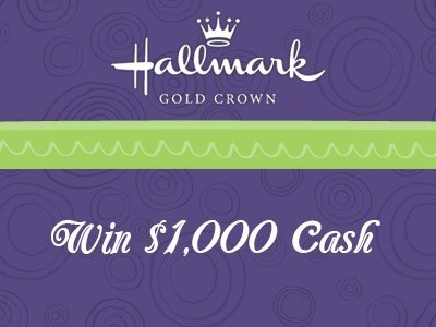 Share With Hallmark Gold Crown To Win Hallmark Customer Survey Sweepstakes $1,000 Grand Prize