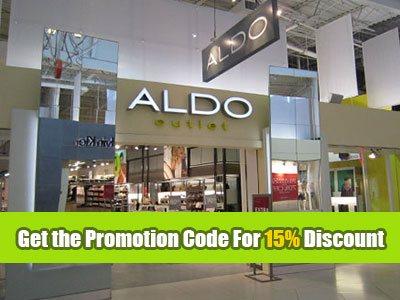 www.aldoshoes.com/outlet Get The Promotion Code For A 15% Discount Through ALDO Outlet Online Survey