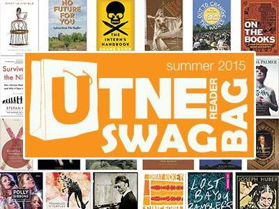 www.Utne.com/swagbag-Summer15.aspx - Enter Utne Reader Swag Bag Giveaway Sweepstakes To Win Multiple Prizes