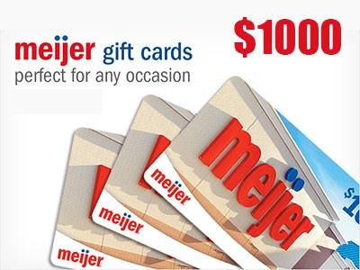 www.tellmeijerrx.smg.com - Win A $1,000 Meijer Gift Card Through Meijer Customer Feedback Survey Sweepstakes