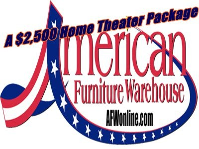 American Furniture Warehouse Customer Survey Contest
