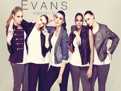 www.evans.co.uk/feedback - Win An iPad By Participating In EVANS Online Customer Survey Sweepstakes