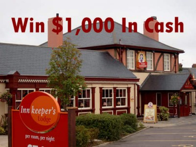 www.innkeeperslodge-survey.com - Win Empathica Cash & A Weekend For Two At Any Lodge Via Inkeeper's Lodge Guest Satisfaction Survey Sweepstakes
