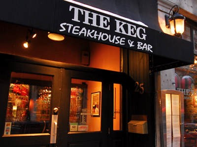 www.kegfeedback.com - $100 The Keg Steakhouse+Bar Gift Card Giveaway At Keg Restaurants Guest Satisfaction Survey Sweepstakes