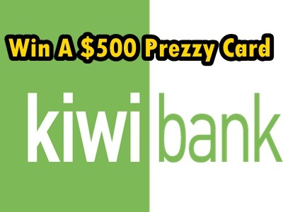 www.howarewegoing.co.nz - Win A $500 Prezzy Card Through Kiwibank How We Are Going Customer Survey Prize Draw