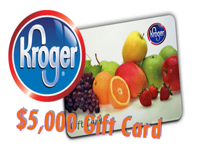 www.tellkroger.com Win A Kroger Gift Card With The Maximum Value Of $5,000 In Kroger Customer Satisfaction Survey Monthly Sweepstakes