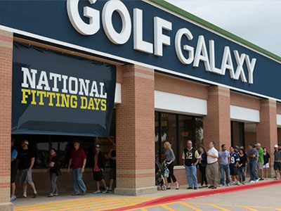 Receive A Coupon For $10 Off Your Golf Galaxy Purchase From Golf Galaxy Customer Satisfaction Survey