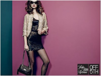 www.saksoff5th.com/survey - Win One $500 OFF 5TH Gift Card Through The Saks Fifth Avenue OFF 5TH Customer Survey Sweepstakes
