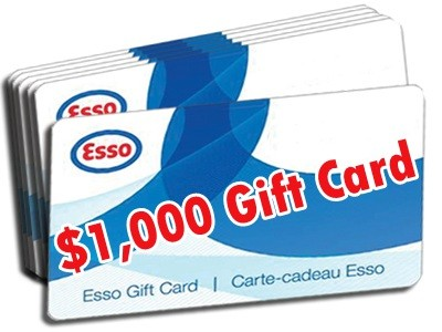 www.customersurvey.toyota.ca - Win A $1,000 Or $500 Esso Gas Gift Card From Toyota Canada Customer Satisfaction Survey Contest