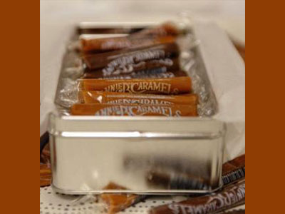 www.workingmother.com/giveaways Working Mother Annie B's $50 Caramels And Popcorn Gift Card Giveaway