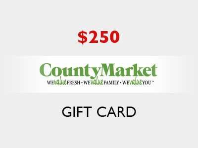 www.countymarketfeedback.com - Win A $250 County Market Gift Card From County Market Customer Feedback Survey Sweepstakes