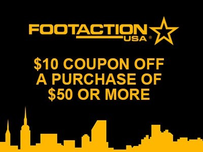 www.footactionsurvey.com - Acquire A validation Code To Receive $10 Off From Foot Action Customer Satisfaction Survey